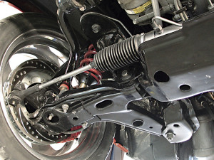 Car Suspension Repair in San Diego