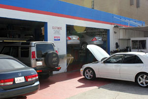 About Griffin's Auto Repair Service