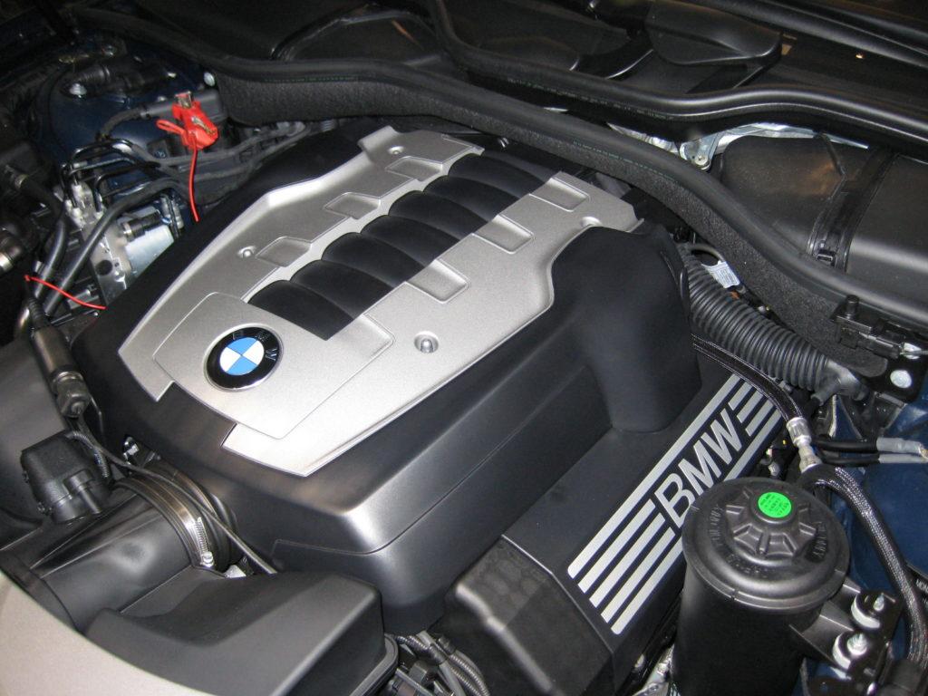 BMW N62B48 Engine