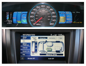 hybrid auto bridge for maintenance monitoring