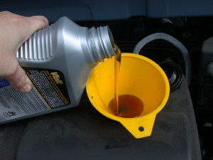 Oil change services in San Diego