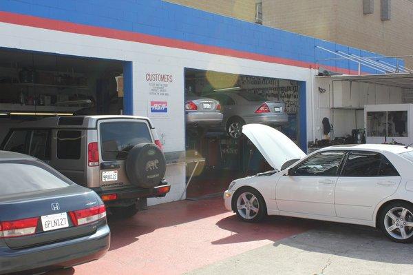 car repair service and maintenance