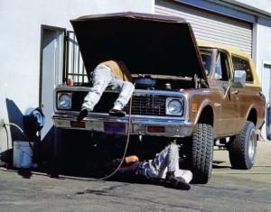 oddball automotive repairs