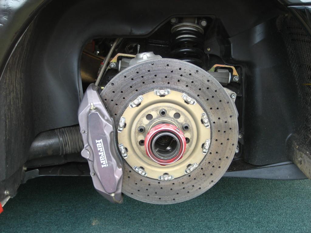 brake disc repair