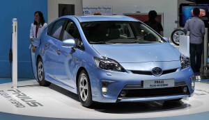 Prius hybrid car repair