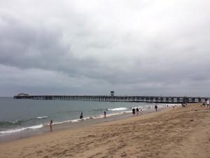 rain in San Diego