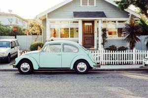 vw vintage car