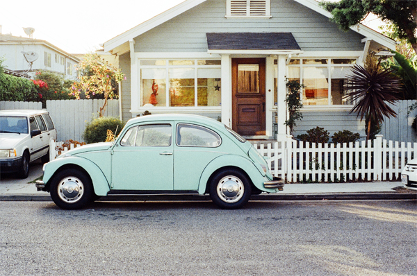 vw car vintage