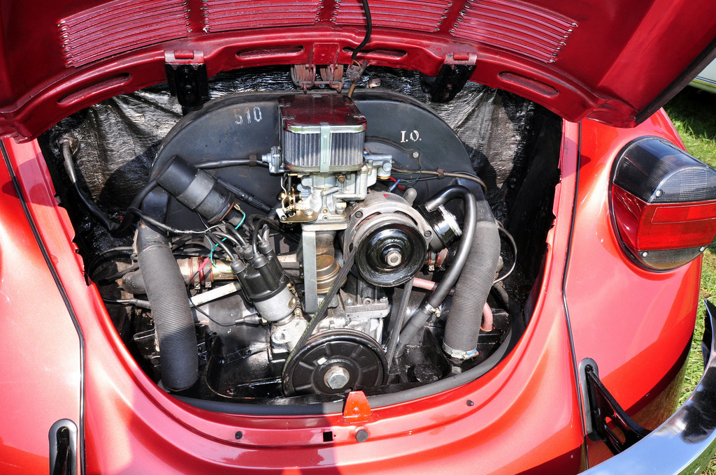 vw air cooled engine