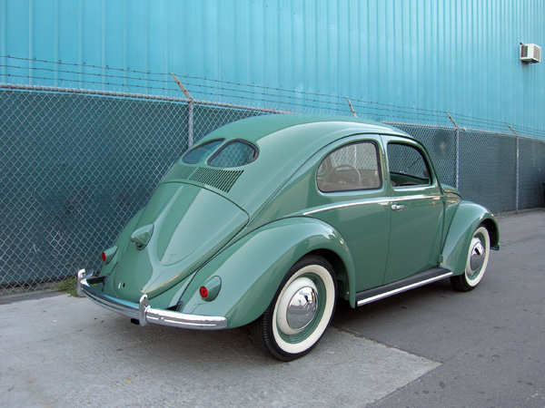 vw beetle air cooled engine