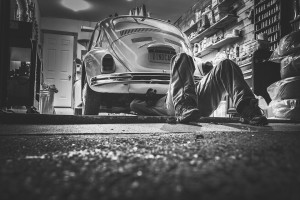 car repair oil change