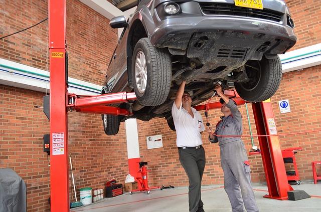 SUV Repair service