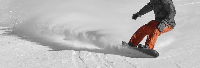 snowboarding California