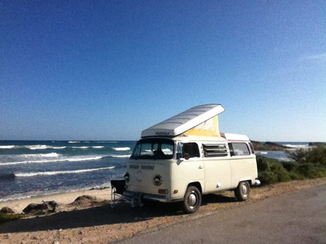 Summertime VW Vanagon and Westfalia Repair and Maintenance